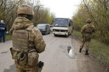 Ucrania presenta una lista de 200 personas para el próximo canje de prisioneros