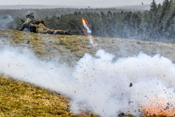 Ukrainian troops come under fire near Orikhove, Avdiivka and Pavlopil