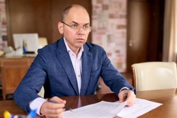 Ausgangsbeschränkungen werden bis 12. Mai verlängert, einige Lockerungen geplant - Gesundheitsminister Stepanow
