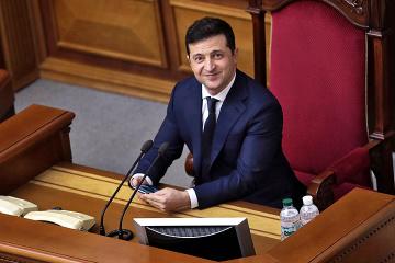 Ponad 50% Ukraińców ufa Urzędowi Prezydenta i osobiście Zełenskiemu
