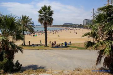 Мешканцям Барселони дозволили відвідувати міські пляжі