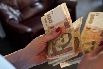 Le taux de change de la hryvnia en hausse