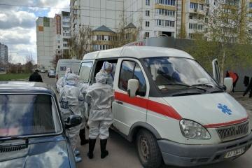 На Київщині - вже 570 випадків коронавірусу, 57 хворих одужали