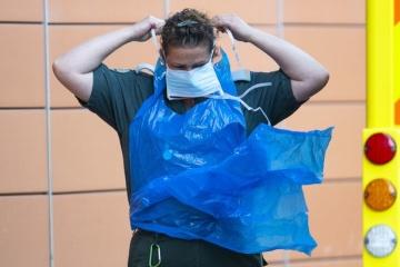 У Британії померли понад 35 тисяч пацієнтів із коронавірусом