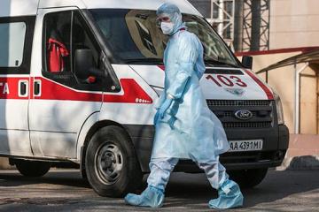Coronavirus : 1 245 médecins ukrainiens testés positifs
