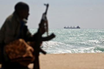 Pirates kidnap Ukrainian off Benin