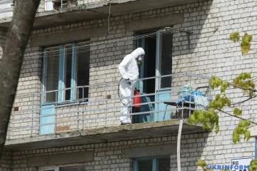 Corona-Ausbruch in Wohnheim: 239 Menschen unter häuslicher Quarantäne, 78 infiziert