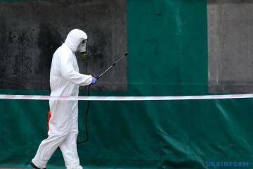 Coronavirus : 394 nouveaux cas détectés en Ukraine en 24 heures, 27 856 au total
