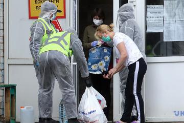 Coronavirus : 7 170 cas recensés en Ukraine