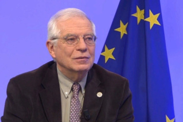 Borrell: EU ministers send clear message of support to Ukraine