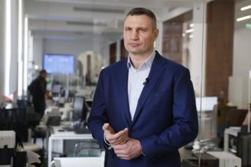 Vitaly Klitchko : Les boîtes de nuit et les bars de Kyiv doivent rester fermés