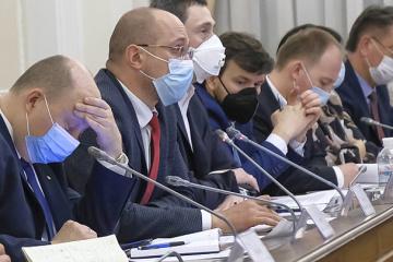 Le gouvernement a élaboré un plan de sortie du confinement pour l'Ukraine
