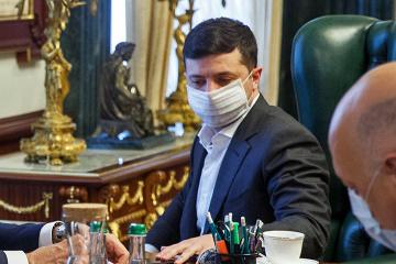 Zelensky: Los ventiladores mecánicos ucranianos serán la mitad del precio de los importados