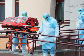 На Житомирщині – восьма смерть від коронавірусу