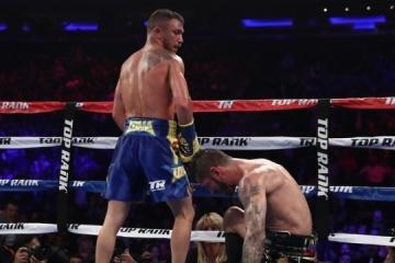 Boxen: Linares schließt Rückkampf mit Lomachenko nicht aus