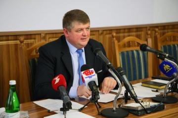 Vitali Fedorow wird Gouverneur der Oblast Iwano-Frankiwsk