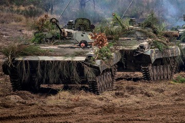 Invaders violate ceasefire in Donbas 11 times