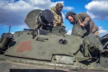 Aujourd'hui, la trêve dans le Donbass est observée
