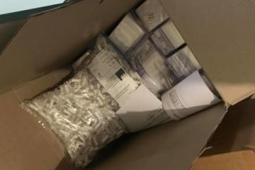 Ucrania recibe las primeras 200.000 pruebas PCR de fabricación nacional