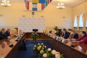 Ukraine, Belarus begin preparations for Third Forum of Regions