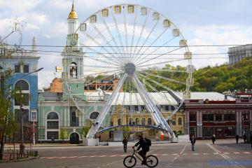 Vitaly Klitchko : 1 341 cas de coronavirus ont été confirmés à Kyiv