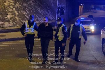 Un adjoint de Klitchko agresse violement un policier