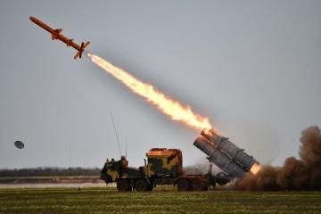 ウクライナ製対艦ミサイル「ネプトゥーン」のテスト実施