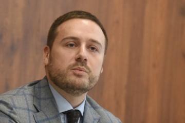 Klitschko dismisses Slonchak as deputy head of Kyiv City State Administration
