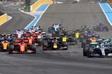 """""""Формула-1"""": Гран-прі Франції нинішнього року скасували"""