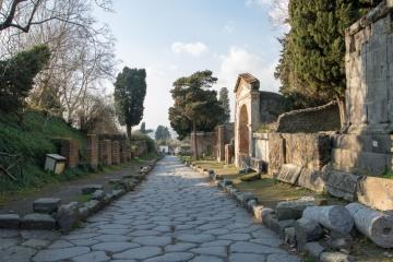 Давні римляни сортували й продавали сміття