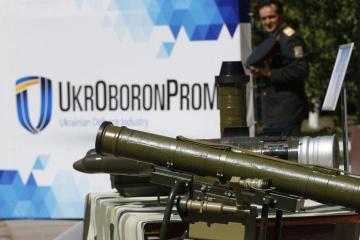 Ukroboronprom da a conocer los 10 principales importadores de productos militares ucranianos