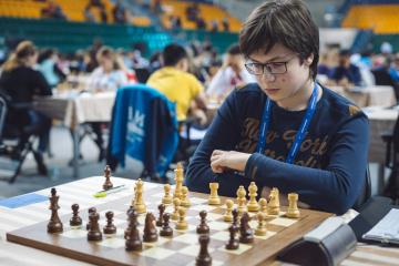 Український гросмейстер виграв міжнародний онлайн-турнір Sunway Sitges