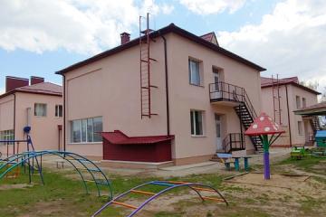 На Чернігівщині завершили реконструкцію дитсадка