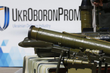 Bakanov, Abromavicius discuss Ukroboronprom reform