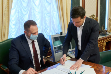 Zelensky signs law on sale of agricultural land