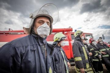 За тиждень рятувальники загасили 1 840 пожеж та врятували 44 людини — ДСНС