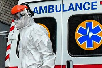 Na Ukrainie zarejestrowano 20148 przypadków koronawirusa – 442 w ciągu ostatniej doby