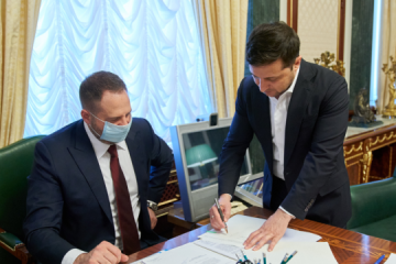 Zełenski podpisał Ustawę o otwarciu rynku ziemi