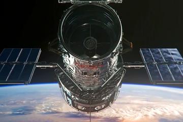 NASA a diffusé les photos de la nébuleuse de la Tête de Fantôme