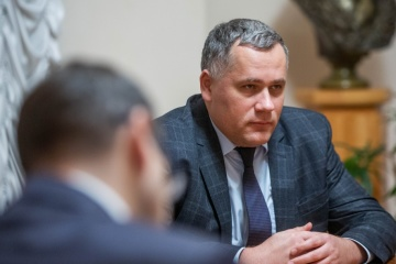 Zhovkva outlines priorities for diplomatic work in 2021