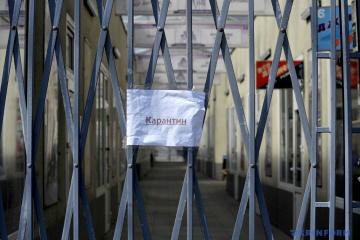 Stepanow kündigt Lockerung der Quarantäne für Kleinunternehmen an