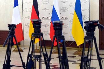 Zelensky : les conseillers des quatre dirigeants du format Normandie se réuniront le 11 septembre