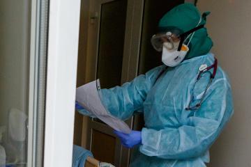 Coronavirus : 261 morts et 10 406 cas confirmés en Ukraine