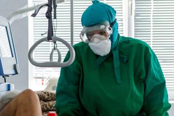 Salud: Ocho regiones y la ciudad de Kyiv no están listas para la relajación de la cuarentena
