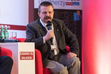 Przemyslaw Żurawski, profesor, asesor del ministro de Asuntos Exteriores polaco