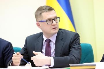 Bakanow übt keine unternehmerische Tätigkeit aus – SBU