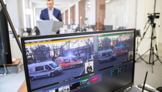 Кличко проинспектировал еще одну столичную больницу, где лежат больные коронавирусом