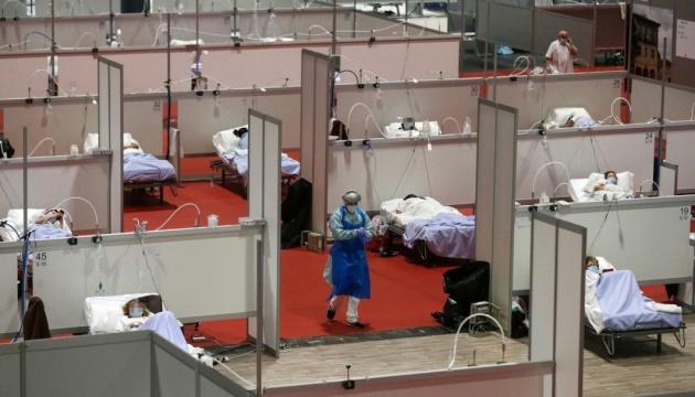 В Іспанії від COVID-19 за добу померли 864 пацієнти