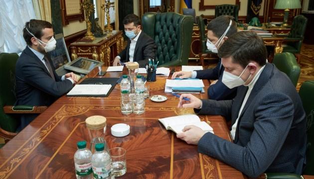 Україна може направити до Італії бригаду медиків - Зеленський