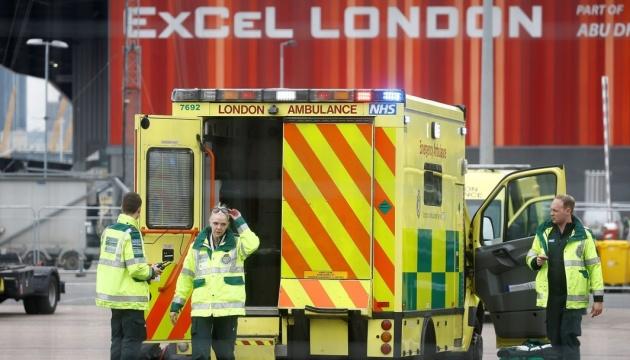 У Британії за добу - 563 смерті від коронавірусу